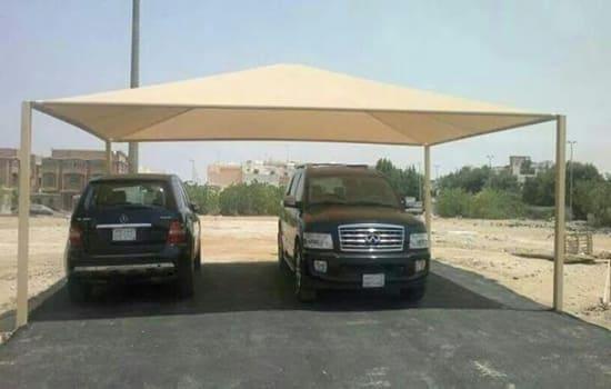 مظلات الجوف