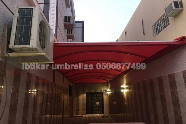مظلات فلل وبيوت
